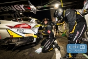 Pitstop - BMW Z4 GT3 - BMW Sports Trophy Team Marc VDS - Total 24 Hours of Spa
