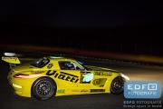 Christophe Bouchut - Kenneth Heyer - Miguel Toril - Alexey Karachev - Mercedes SLS AMG GT3 - GT Russian Team - Total 24 Hours of Spa