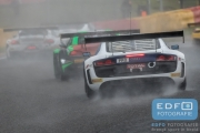 Gregory Guilvert - Edward Sandström - Marc Basseng - Audi R8 LMS Ultra - Sainteloc - Total 24 Hours of Spa