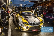 Pitstop - Dirk Werner - Augusto Farfus - Maxime Martin - BMW Z4 GT3 - BMW Sports Trophy Team Marc VDS - Total 24 Hours of Spa