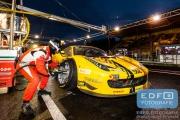 Pitstop - Adrien de Leener - Cedric Sbirrazzuoli - Raffaele Gianmaria - Toni Vilander - Ferrari 458 Italia GT3 - AF Corse - Total 24 Hours of Spa
