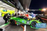 Pitstop - Rinat Salikhof - Marco Seefried - Norbert Siedler - Stef Vancampenhoudt - Ferrari 458 Italia GT3 - Rinaldi Racing - Total 24 Hours of Spa