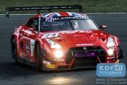 Sean Walkinshaw - Martin Plowman - Craig Dolby - Nissan GT-R Nismo GT3 - MRS GT Racing - Total 24 Hours of Spa
