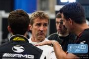 Bernd Schneider - Mercedes SLS AMG GT3 - Black Falcon - Total 24 Hours of Spa