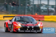 Michael Broniszewski - Alessandro Bonacini - Michael Lyons - Andrea Piccini - Ferrari 458 Italia GT3 - Kessel Racing - Total 24 Hours of Spa