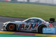 Alex Zanardi - Bruno Spengler - Timo Glock - BMW Z4 GT3 - Roal Motorsport - Total 24 Hours of Spa