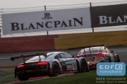 Christian Mamerow - Christopher Mies - Nicki Thiim - Audi R8 LMS - Audi Sport Team Phoenix - Total 24 Hours of Spa