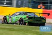 Rinat Salikhov - Marco Seefried - Norbert Siedler - Stef Vancampenhoudt - Ferrari 458 Italia GT3 - Rinaldi Racing - Total 24 Hours of Spa