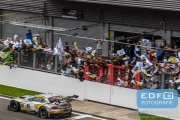 Markus Palttala - Lucas Luhr - Nick Catsburg - BMW Z4 GT3 - BMW Sports Trophy Team Marc VDS - Total 24 Hours of Spa