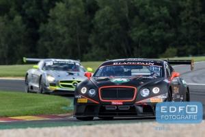 Louis Machiels - Max van Splunteren - Clemens Schmid - Fabian Hamprecht - Bentley Continental GT3 - Bentley Team HTP - Total 24 Hours of Spa