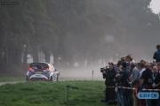 Bernhard ten Brinke - Davy Thierie - Ford Fiesta RS WRC - Unica Schutte ICT Hellendoorn Rally
