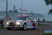 Piet van Hoof - Max Jacobs - Mitsubishi Lancer EVO 4 - Unica Schutte ICT Hellendoorn Rally 2014