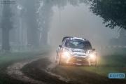 Bernhard ten Brinke - Davy Thierie - Ford Fiesta RS WRC - Unica Schutte ICT Hellendoorn Rally 2014