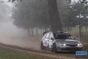 Edwin Schilt - Lisette Bakker - Subaru Impreza WRC S14 - Unica Schutte ICT Hellendoorn Rally
