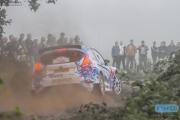 Bas van Kamperdijk - Gert Kamphuis - Ford Fiesta R5 - Unica Schutte ICT Hellendoorn Rally 2014