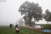 Wouter Ploeg - Harm van Koppen - BMW 1M Coupé - Unica Schutte ICT Hellendoorn Rally 2014