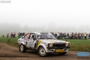 Harald Soetens - Hans Goudsmit - Opel Kadett Rallye - Unica Schutte ICT Hellendoorn Rally 2014