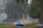 Mike Veldhuisen - Dennis Goossens - Nissan 350Z - Unica Schutte ICT Hellendoorn Rally 2014
