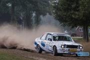 Dirk de Boer - Egbert Kamp - BMW E30 325i - Unica Schutte ICT Hellendoorn Rally 2014