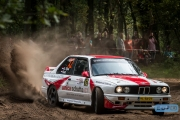 Gerard Tijink - BMW E30 M3 - Unica Schutte ICT Hellendoorn Rally 2014