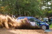 Jan de Winkel - Radboud van Hoek - Renault Clio R3 - Unica Schutte ICT Hellendoorn Rally 2014