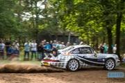 Harry Kleinjan - Niels Kroeze - Porsche 964 RSR - Unica Schutte ICT Hellendoorn Rally 2014