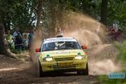 Freddy Gerritsen Mulkes - Dennis Masselink - Opel Astra GSi - Unica Schutte ICT Hellendoorn Rally 2014