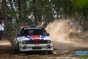 Ger Haverkate - Coen Roetgrink - BMW M3 E30 - Unica Schutte ICT Hellendoorn Rally 2014