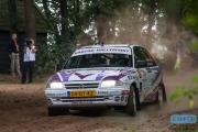 Jacco Hartog - Joyce Ruiter - Opel Astra Kitcar - Unica Schutte ICT Hellendoorn Rally 2014
