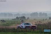 Wouter Koenderink - Henk Bosscha - BMW 3.0 CSL - Unica Schutte ICT Hellendoorn Rally 2014