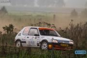 Rutger-Jan Hesselink - Marcel Hesselink - Peugeot 205 GTi - Unica Schutte ICT Hellendoorn Rally