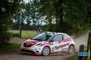 Ruurd Ochse - Jan-Albert Bosscha - Honda Civic Type-R FN2 R3 - Unica Schutte ICT Hellendoorn Short Rally 2014