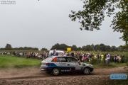Karel Nortier - Martin Nortier - Opel Astra GSi - Unica Schutte ICT Hellendoorn Short Rally 2014