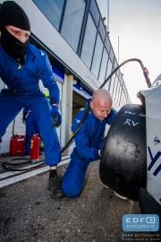 Bandenwissel - Just Motorsport - NKPP Racing - Bas Koeten Racing - Seat Leon Supercopa - Zandvoort 500 - Winter Endurance Kampioenschap 2014-2015