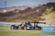 Bert de Heus - Joey van Splunteren - Wolf GB08 - Bas Koeten Racing - Zandvoort 500 - Winter Endurance Kampioenschap 2014-2015