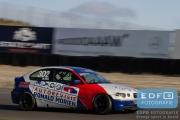 Ronald Morien - Niels Langeveld - MDM Morien - BMW Compact 325ti - Zandvoort 500 - Winter Endurance Kampioenschap 2014-2015