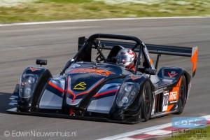 Twee keer winst voor Henk Thuis in de Supercar Challenge Superlights