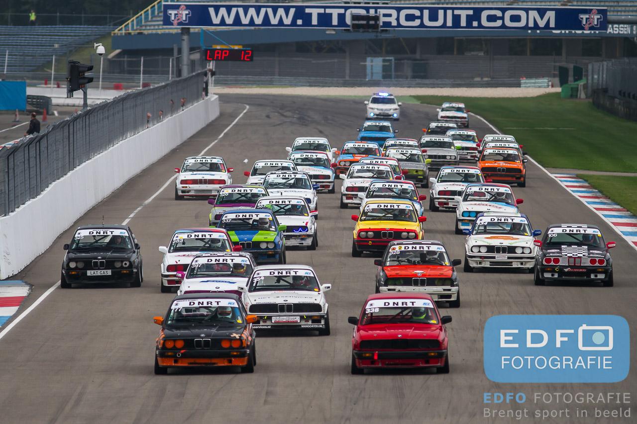 Start DNRT E30 Cup op TT-Circuit Assen