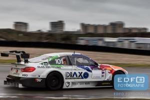 Plaats twee was het maximaal haalbare voor Pieter van Soelen en Dennis de Groot in de JR-Motorsport BMW M4 Silhouette