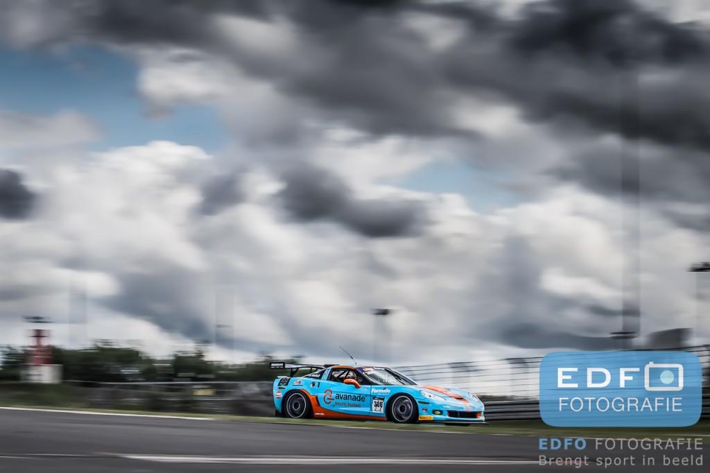Max Koebolt - Corvette - Day-V-Tec - Supercar Challenge Nürburgring
