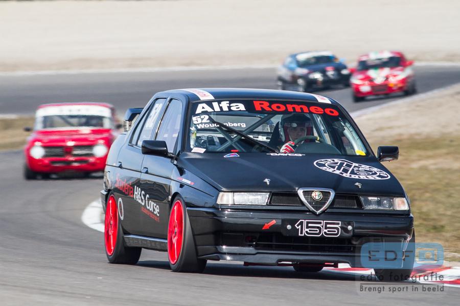 Squadra Italia - DNRT Racing Days 1 Auto's B - Circuit Park Zandvoort