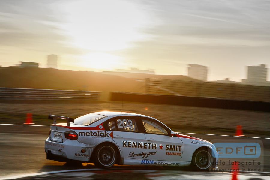 MDM Motorsport BMW 320D WTCC - DNRT WEK Nieuwjaarsrace 2013 - Circuit Park Zandvoort