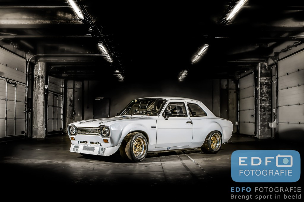 Ford Escort - Circuit Zolder