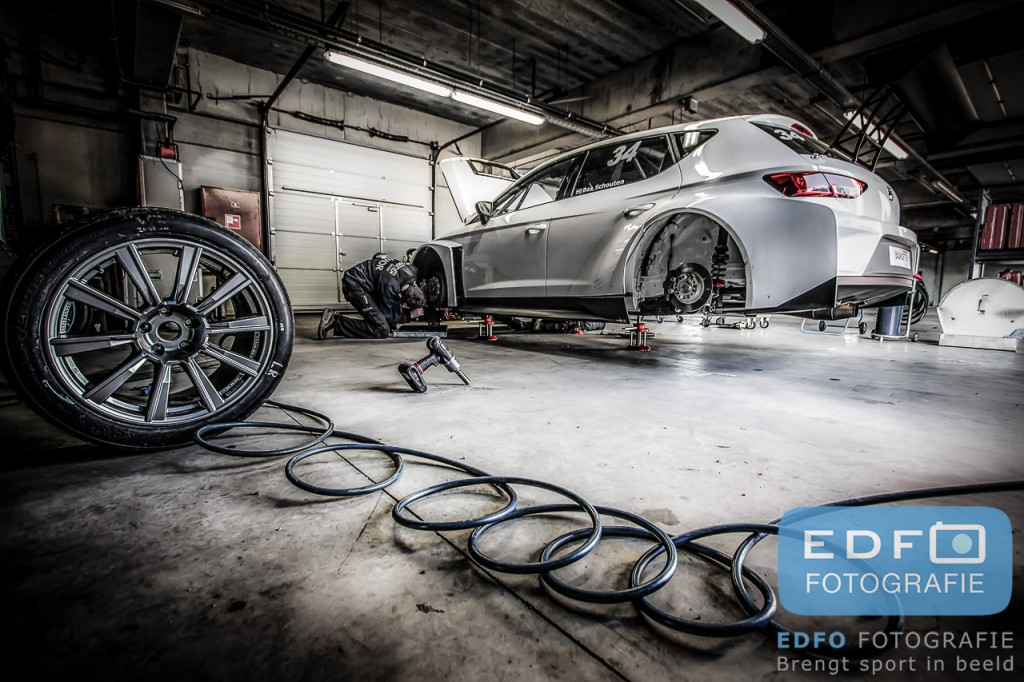 Bas Schouten - SEAT Leon Cupracer - Circuit Zolder