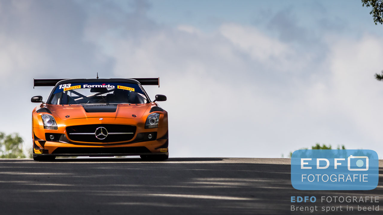 Sijthof - Sijthof - V8 Racing - Mercedes SLS GT3 - Supercar Challenge - New Race Festival - Circuit Zolder