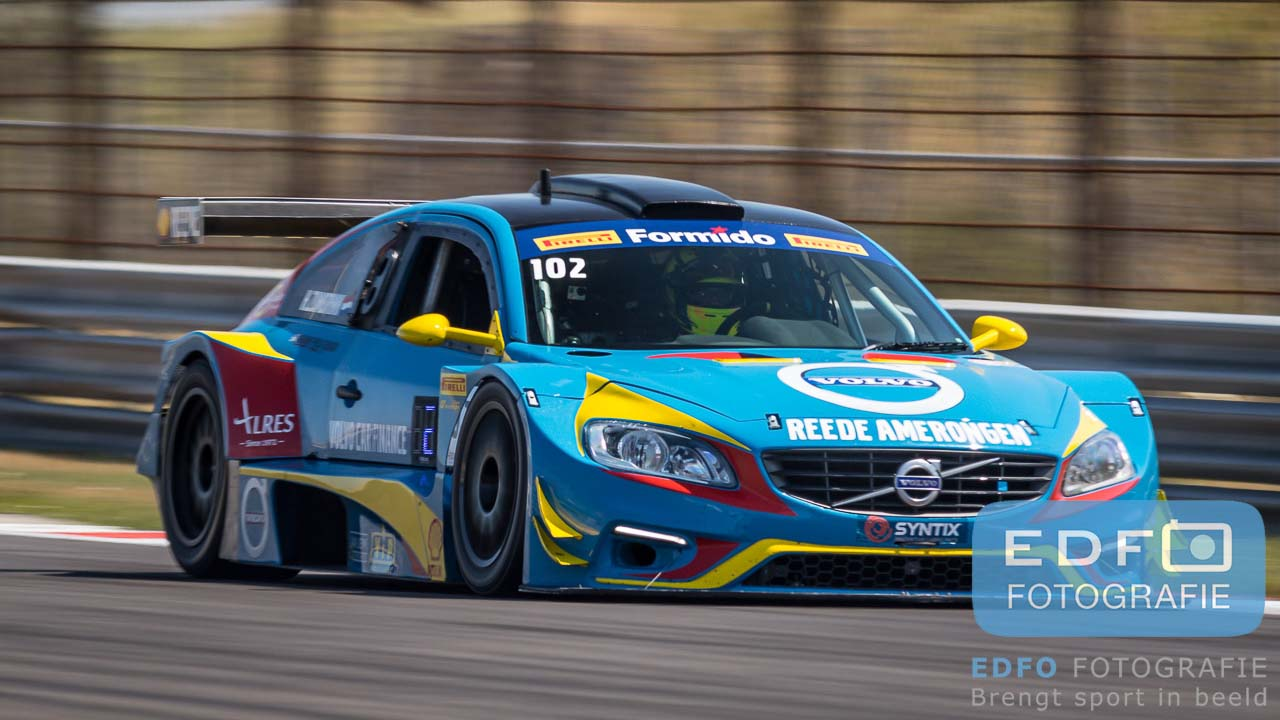 Henry Zumbrink - Volvo S60 V8 - Supercar Challenge - Circuit Park Zandvoort