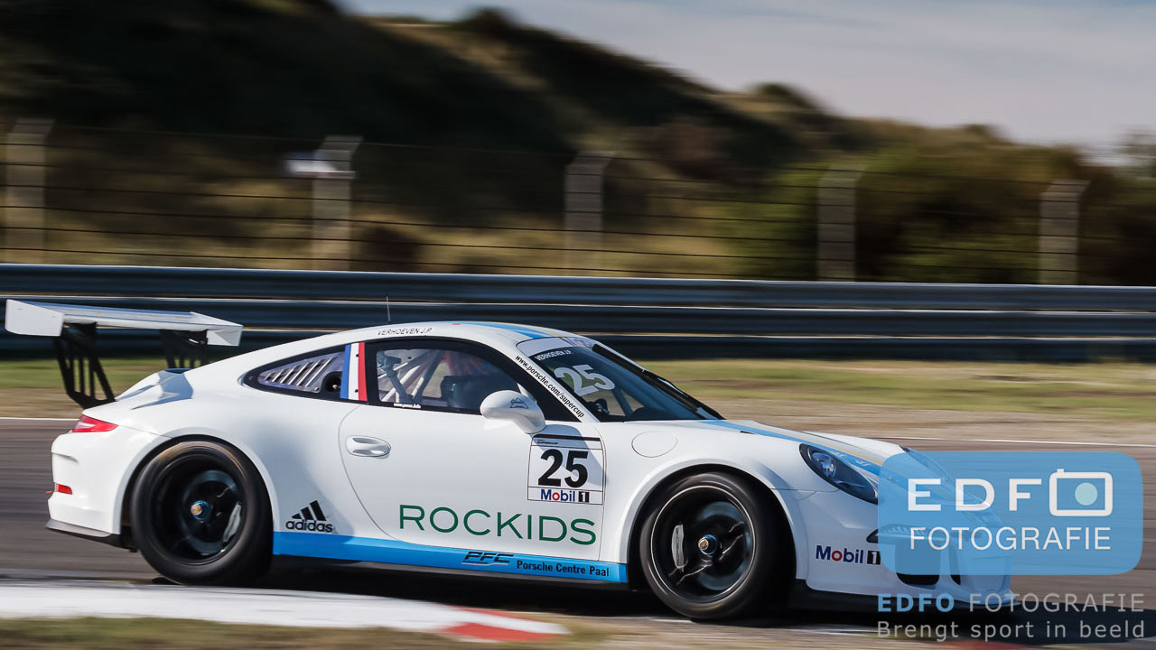Jean Pierre Verhoeven - Porsche 991 GT3 Cup - ADPCR - DNRT Super Racing Weekend - Circuit Park Zandvoort