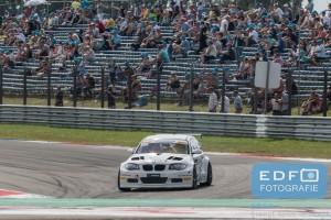 Dennis de Groot - Marth de Graaf - JR Motorsport - BMW 132 GTR - Supercar Challenge - Gamma Racing Day TT-Circuit Assen