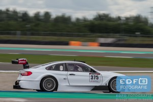 Ward Sluys - Frédérique Jonckheere - JR Motorsport - BMW M4 Silhouette - Supercar Challenge - Gamma Racing Day