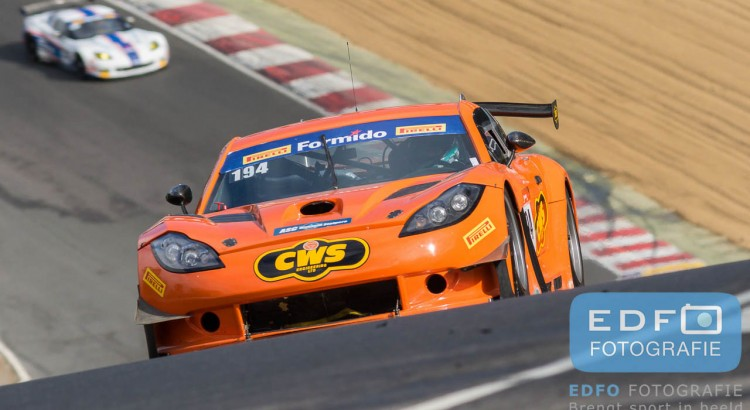 Supercar Challenge on Tour - Brands Hatch